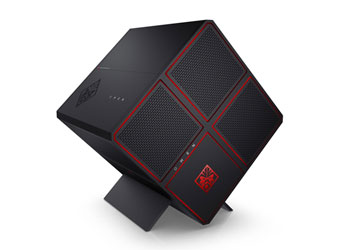 hp omen x der gaming w rfel mit power auf h chstem. Black Bedroom Furniture Sets. Home Design Ideas